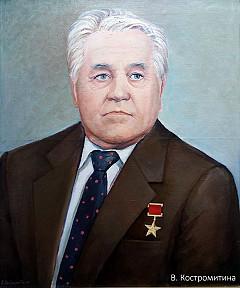 Портрет Федотовских Ф.П.