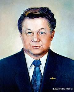 Портрет Пинаев Ю.Г.