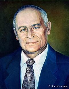 Портрет Пчёлин В.Е.