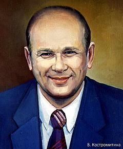 Портрет Ширяев П.В.