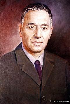 Портрет Рамазанов З.Д.