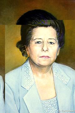 Портрет Морозова В.М.