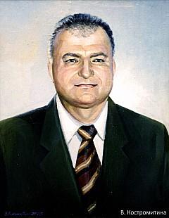 Портрет Быков А.А.