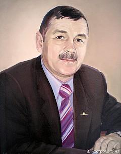 Портрет Токарев С.И.