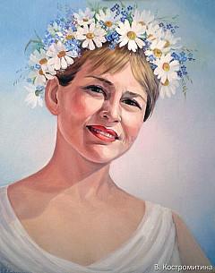 Портрет Ольга