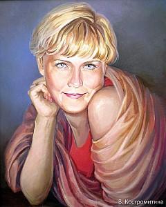 Портрет Килеева Т.Ю.