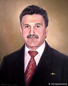 Портрет Александрин В.М.