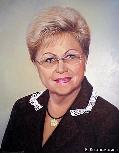 Портрет Гаринских Г.А.