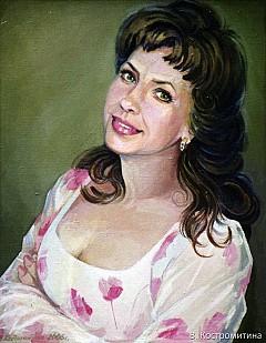 Портрет Юрковская Л.М.