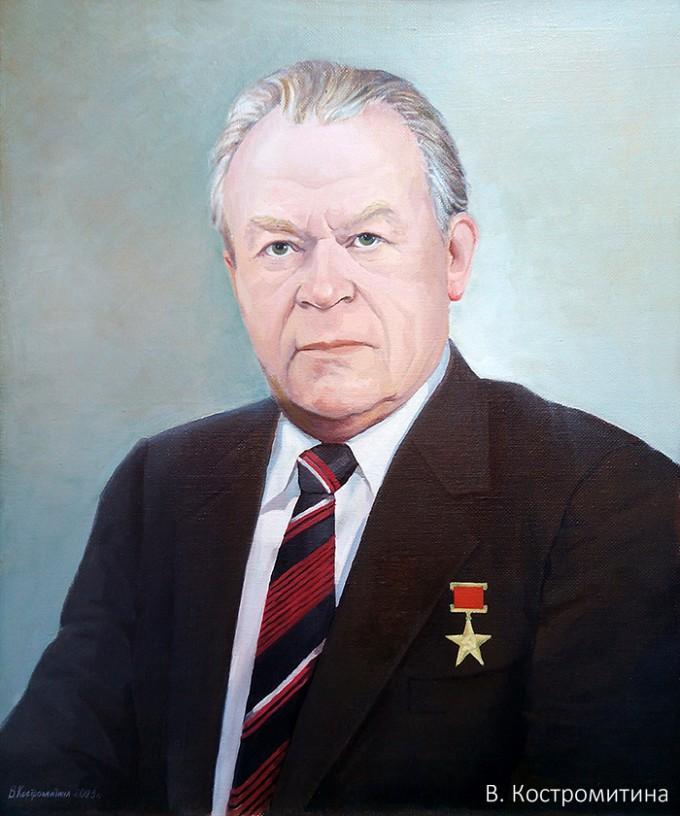 Портрет Мальцев Г.Н.