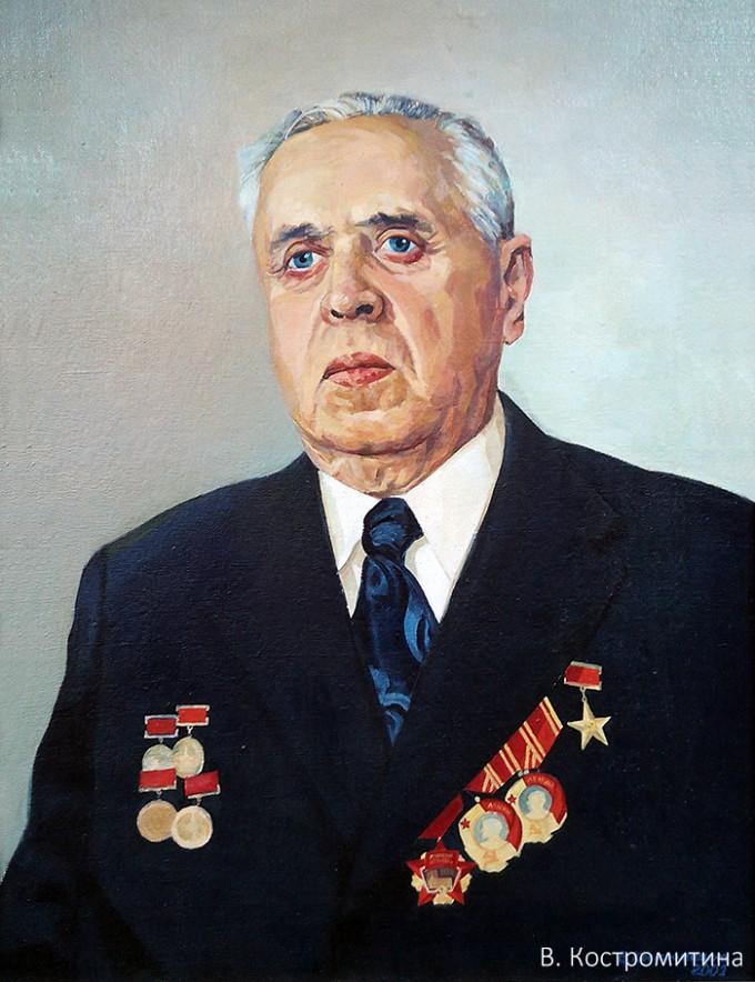 Портрет Королев А.А.