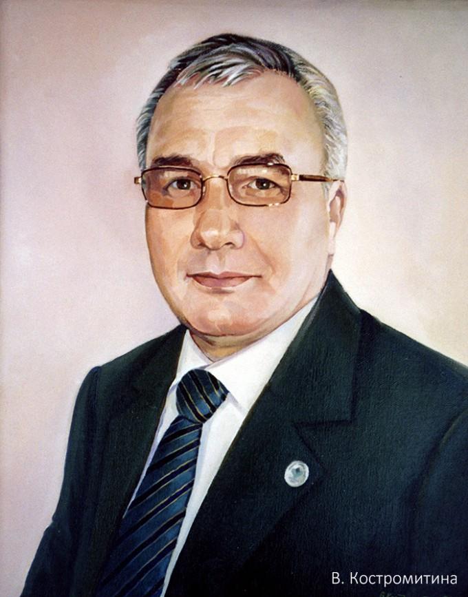 Портрет Иванов В.В.