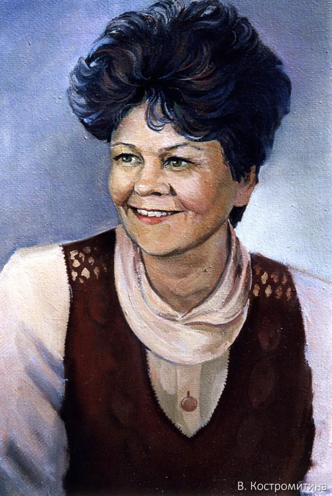 Портрет Смирнова И.А.