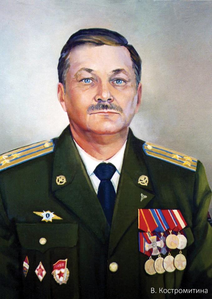 Портрет Ранцев В.Е.