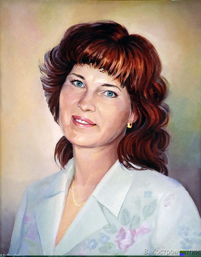 Портрет Ольга Медведева