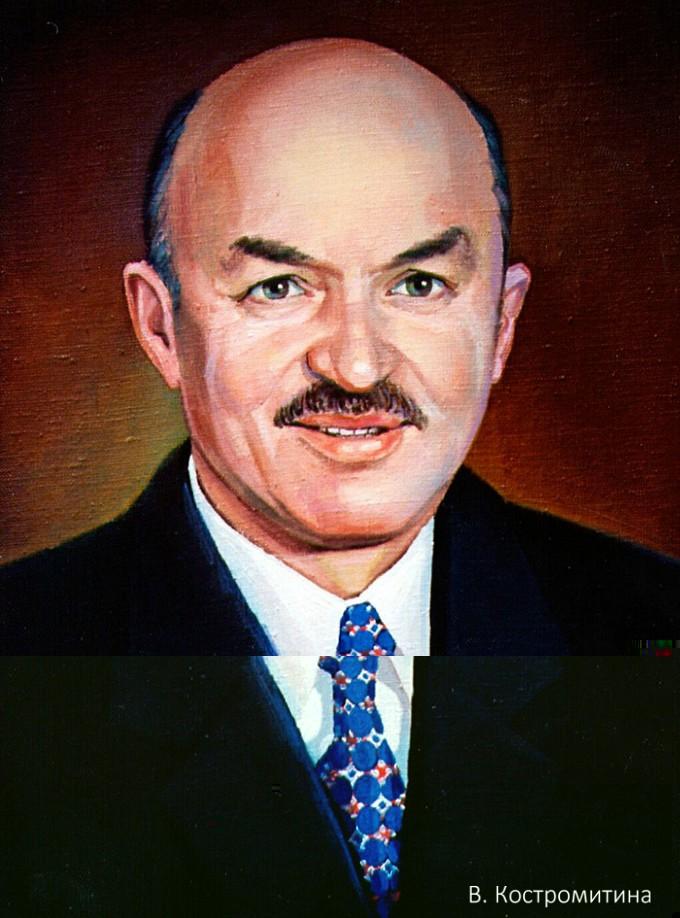 Портрет Дутов А.П.