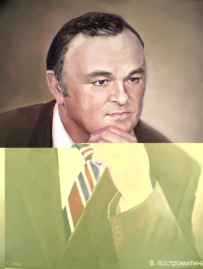 Портрет Гаринских С.Н.