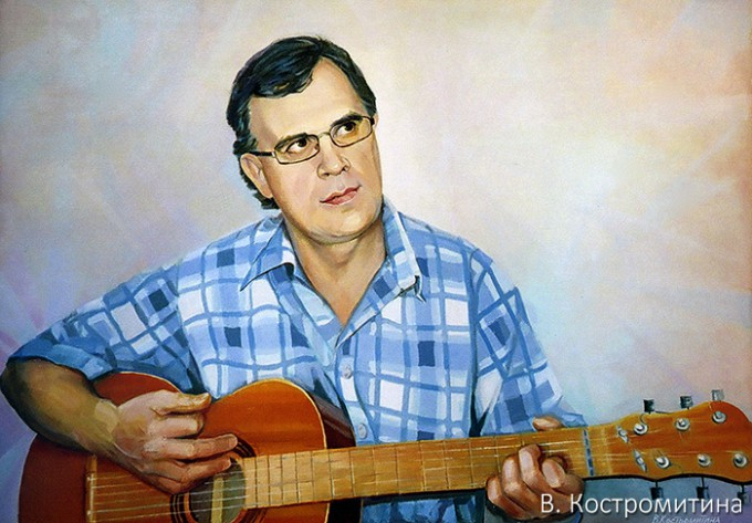 Портрет Медик Е.М.