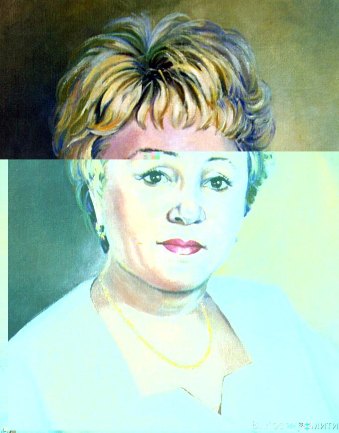 Портрет Кочелаева Г.С.